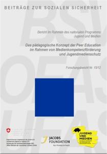 schweizer nationales Programm Jugend und Medien